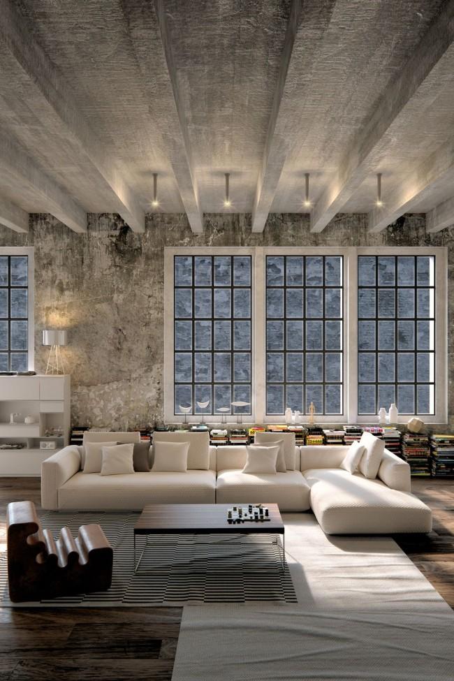 Nowoczesne wnętrze - najlepsze pomysły na projekt salonu 2020-22