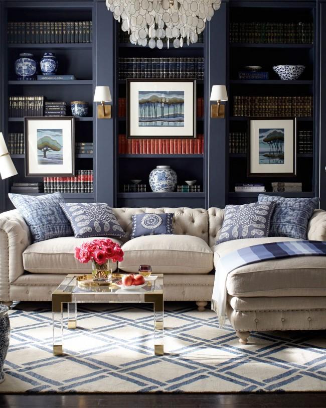 Modern belső terek - A legjobb nappali szoba ötletek 2020–23