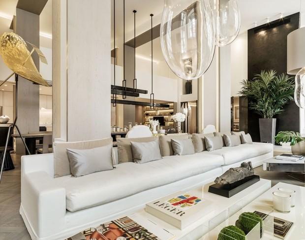 Nowoczesne wnętrze - najlepsze pomysły na projekt salonu 2020-3