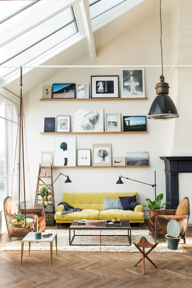 Nowoczesne wnętrze - najlepsze pomysły na projekt salonu 2020-30