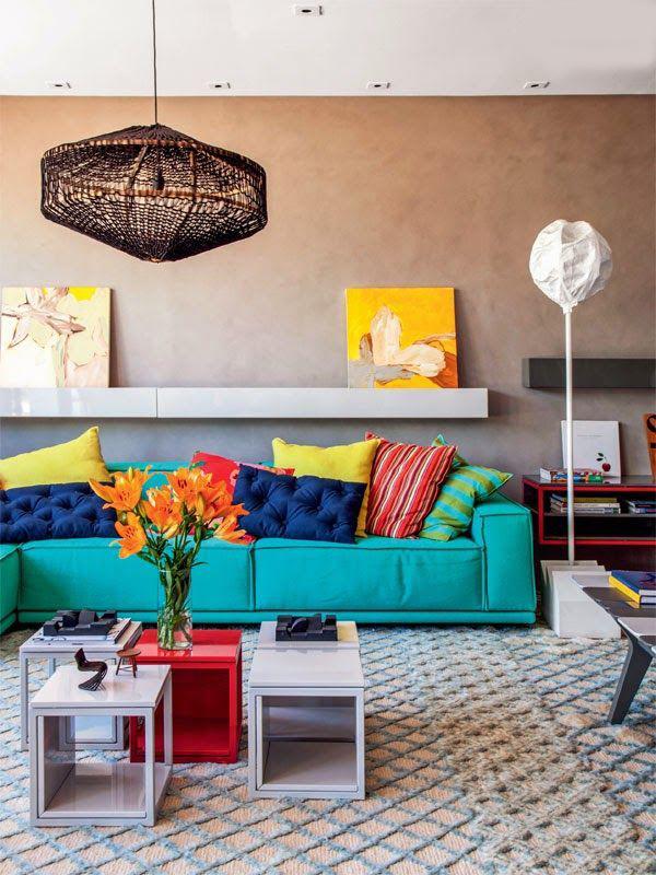 Nowoczesne wnętrze - najlepsze pomysły na projekt salonu 2020-31