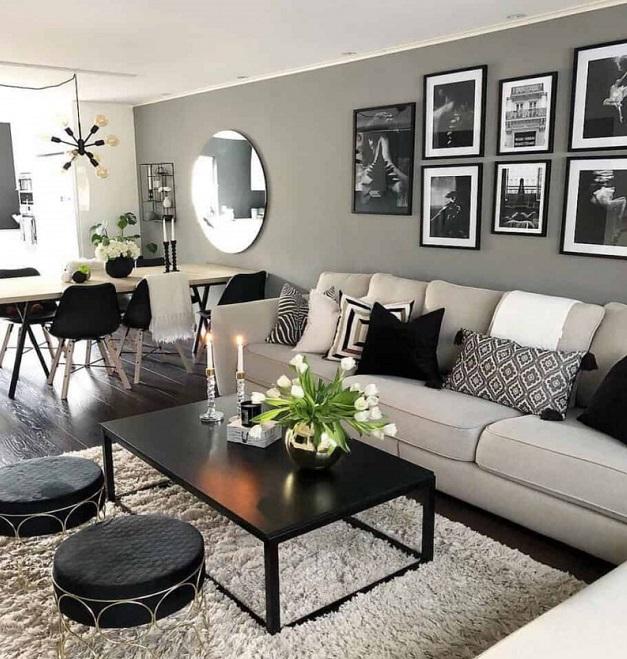 Modern belsőépítészet - a legjobb nappali tervezési ötletek 2020- dizainall.com-39
