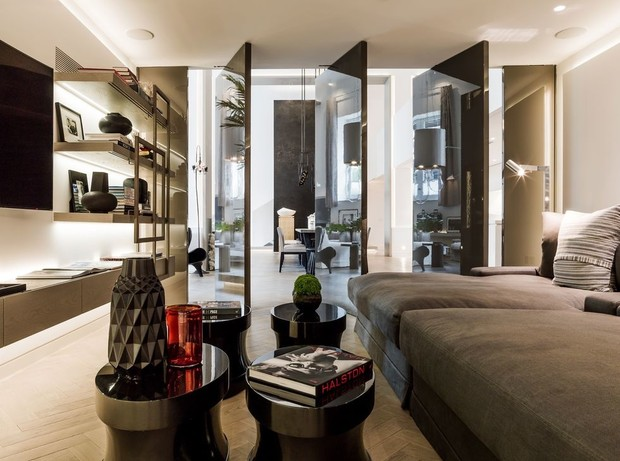 Nowoczesne wnętrze - najlepsze pomysły na projekt salonu 2020